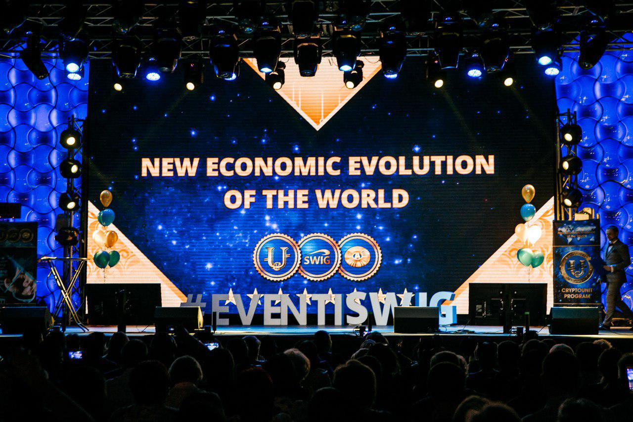 The New Economic Evolution of the World is your step towards the future!