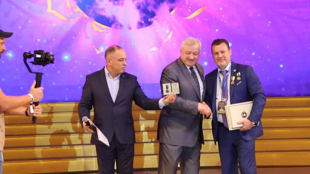 Andrey Khovratov became the first people's general peacemaker